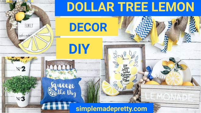 Dollar Tree Lemon Plates, Dollar Tree Lemon, fake lemons Dollar Tree, Dollar Tree Instagram Lemon Plates, Lemon decor, Lemon decor for kitchen, kitchen lemon decor, lemon home decor, lemonade signs, lemonade decor, Dollar Tree lemon decor, Lemon DIY, Farmhouse lemon decor, Lemon Decor DIY, lemon decor plate, lemon decor home summer lemon decor, lemon decor ideas, vintage lemon decor, blue and lemon decor