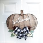 Pumpkin Wreath Dollar Tree DIY