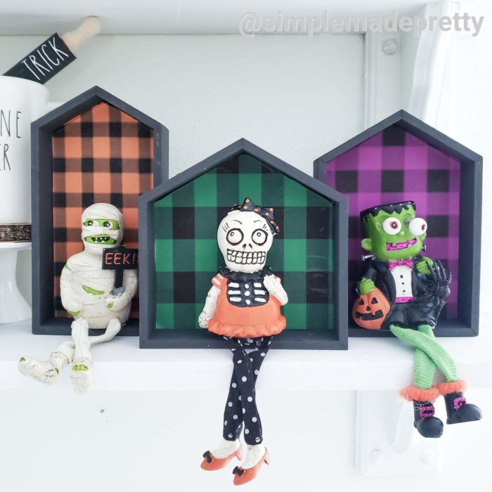 Peachy 15 Diy Dollar Store Halloween Decorations Simple Made Ncnpc Chair Design For Home Ncnpcorg