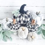 How To Make Fabric Pumpkins (4 Different Ways)