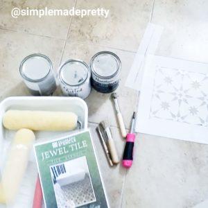 stencil tile floor,stencil tile floor bathroom,stencil tile floor DIY, How stencil tile floor, stencil tile floor farmhouse, stencil tile floor pattern,stencil tile floor laundry rooms, stencil tile floor painted, stencil tile floorgray,stencil tile floor update,stencil tile floor bathroom DIY, how to stencil tile floor, stencil floor, stencil floor linoleum,stencil floor bathroom,stencil floor farmhouse,stencil floor DIY,stencil floor painted,stencil floor grey,stencil floor videos