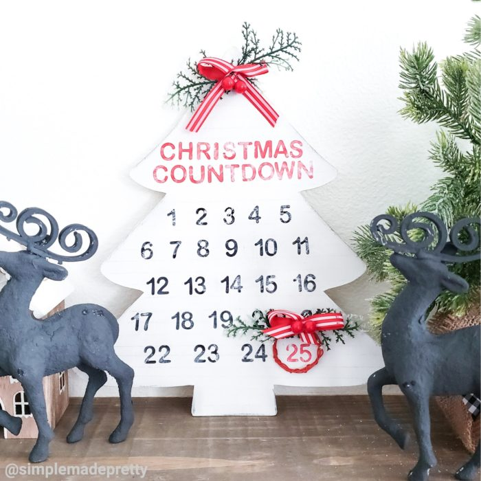 Christmas Advent Calendar DIY
