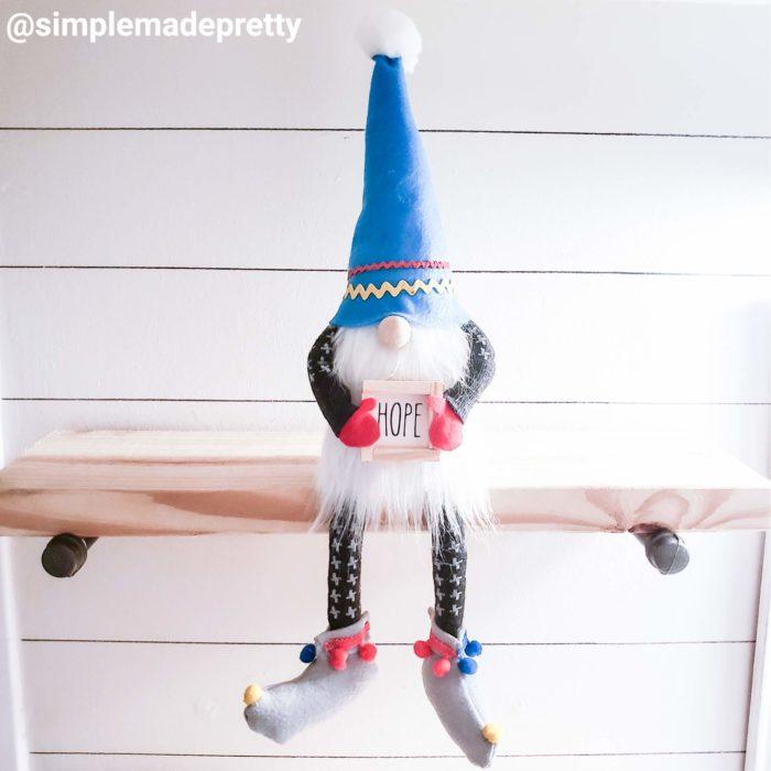 gnome legs