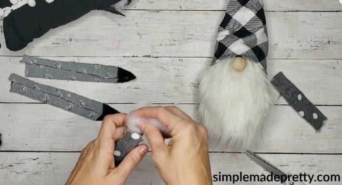 how to make a Christmas gnome