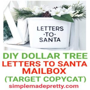 Letters to santa mailbox target