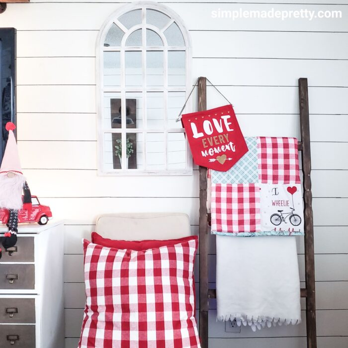 Valentine's Day decor budget
