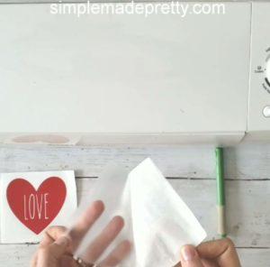 cheap contact paper cricut