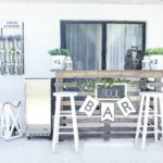 How to Build a Quick DIY Outdoor Bar