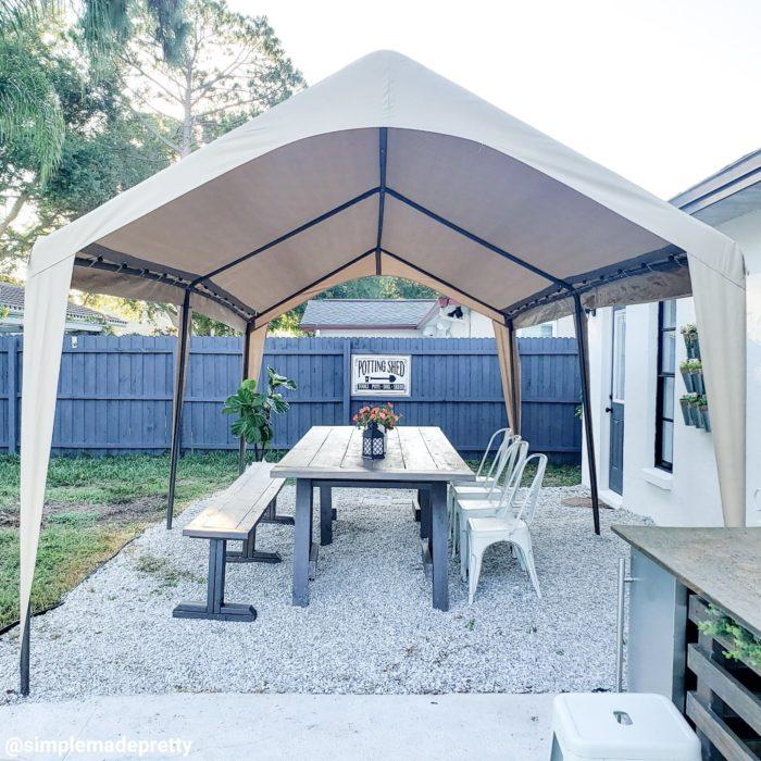 Abba Patio Carport Canopy
