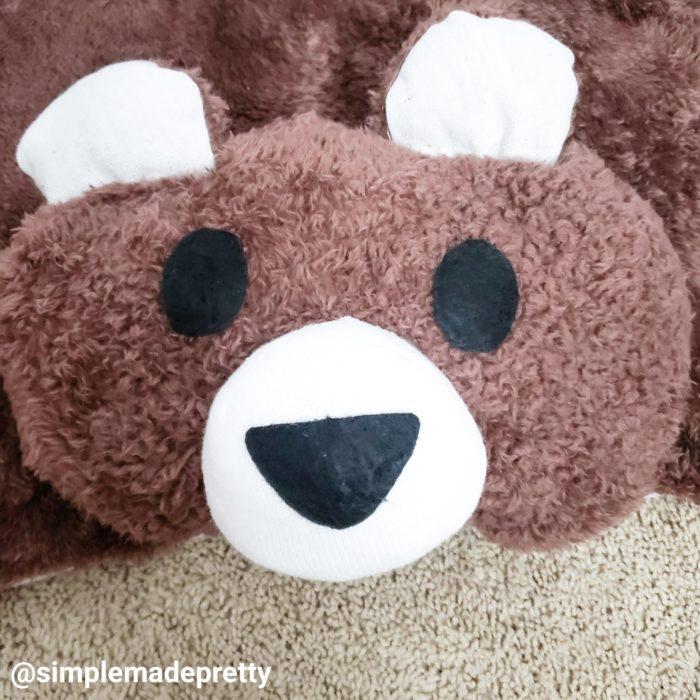 Bear Rug Face