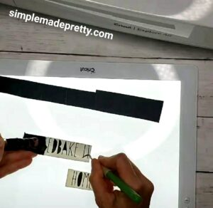 cricut Bright pad