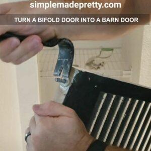 upgrade a bifold door