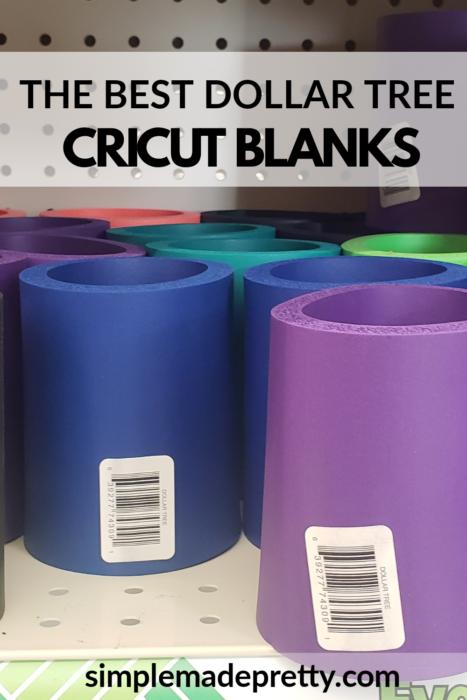 Cricut Blanks