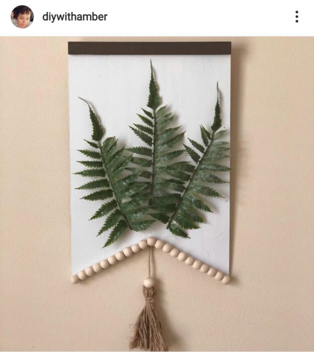 Dollar tree DIY Boho Sign Thinking of a Master Plan