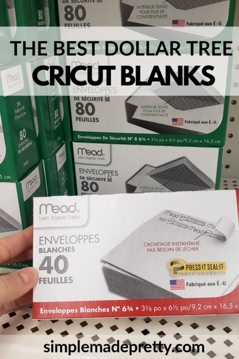 best place to get Cricut blanks