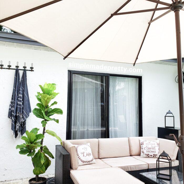 Best Outdoor Umbrella for wind