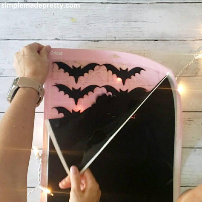Cricut Bats