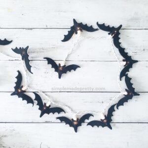 Halloween Bat Lights