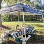 Camping Must Haves – Waterproof Pop Up Canopy