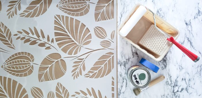 Wall Stencil Supplies