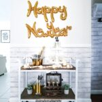 5 Easy Dollar Tree New Year's Eve DIY Decorations
