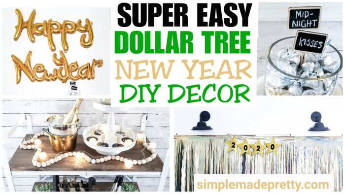 new years eve party decorations dollar tree