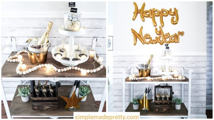 new years eve party ideas decorations dollar tree