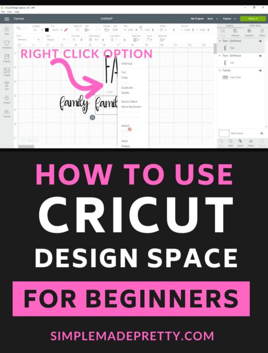 Cricut Design Space Explained