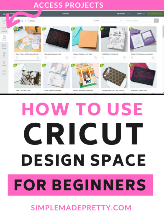 Cricut Design Space how to get Images