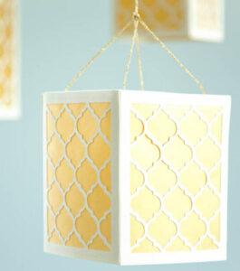 Cricut Paper Lantern Joanns