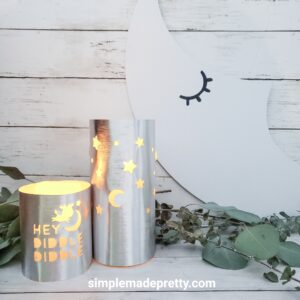how to make cricut paper lanterns