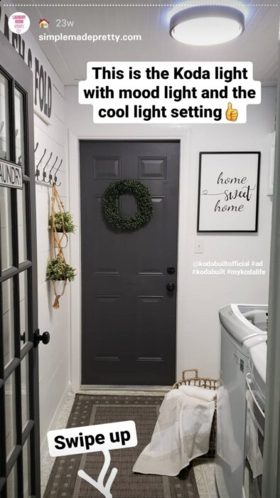 Laundry room makeover budget