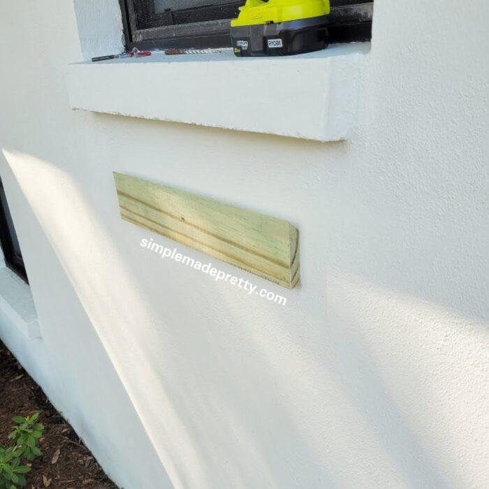 how to hang window box easy diy