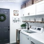 Inexpensive Laundry Room Update