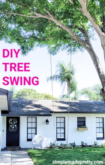 DIY Tree Swing Pin