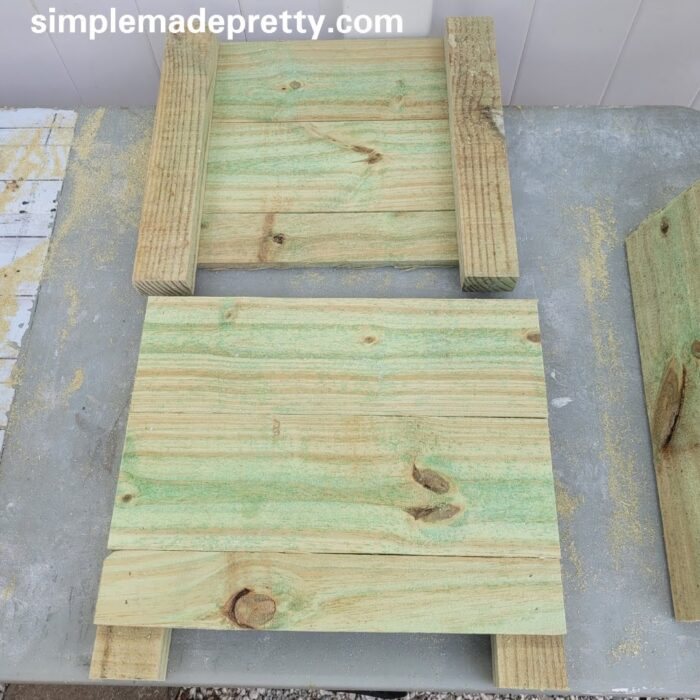 planter box DIY video
