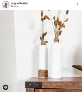 Dollar Tree DIY Home Decor Vases