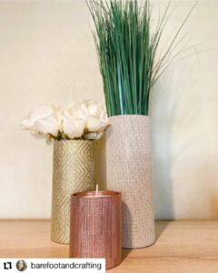 Dollar Tree DIY glass Vase ideas