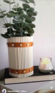 Dollar Tree Vase Idea