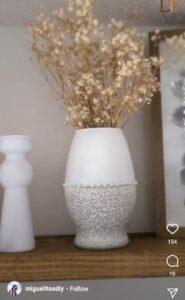 Dollar Tree Vase craft