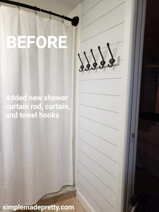 Master bathroom budget updates