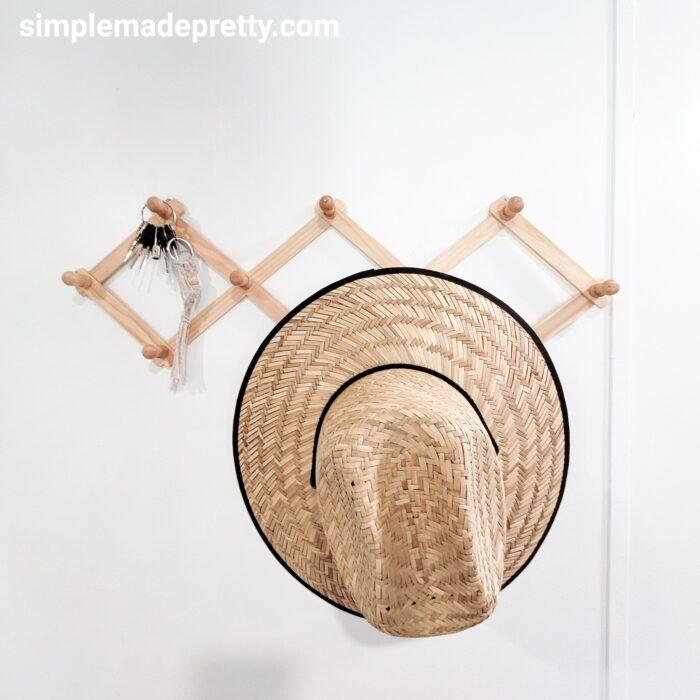 Hat Wall hooks camper