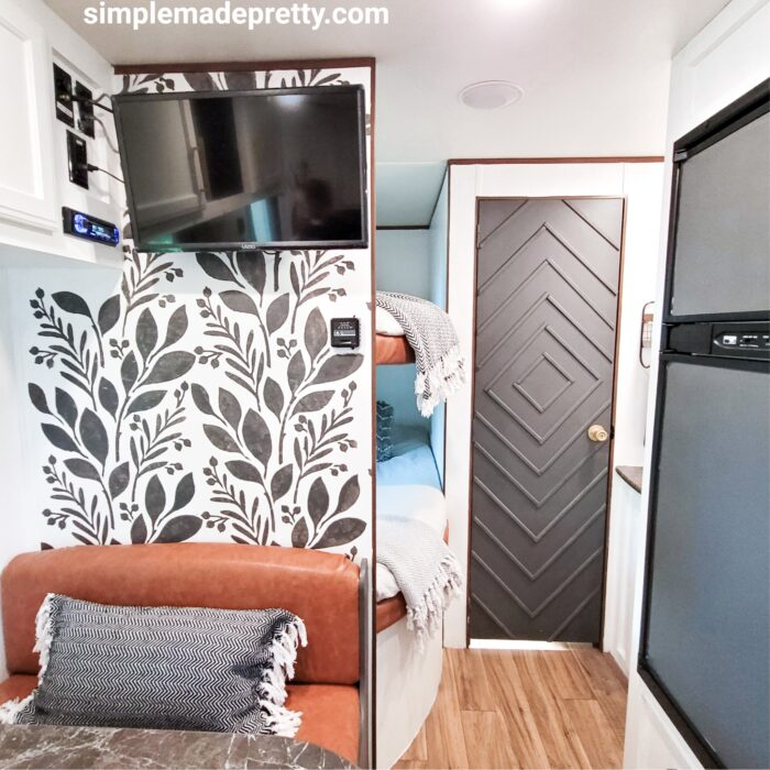 How to remodel a camper interior