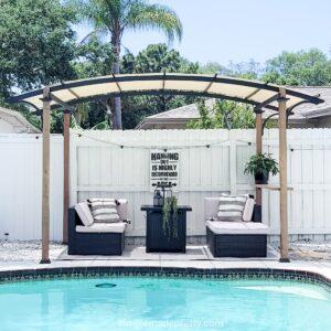 Pool Patio Decor Ideas