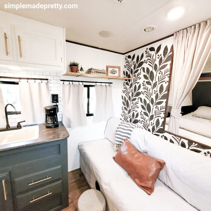 how to update a travel trailer