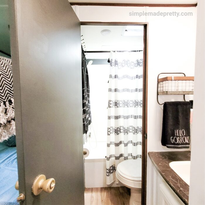 small travel trailer remodel