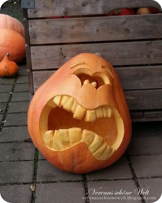Halloween Pumpkin Carving Ideas Ghost Busters