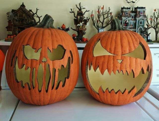 Halloween Pumpkin Carving Ideas Scary