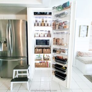 Pantry Remodel Before and After Ideas