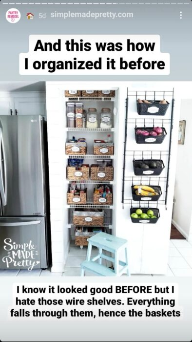 Small Pantry Remodel Ideas Budget